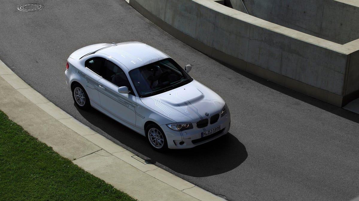I Still Can't Believe BMW Gave America An All-Electric RWD Sports Sedan Almost A Decade Ago