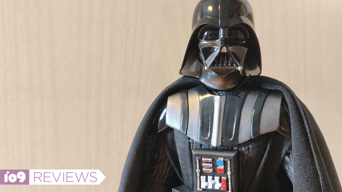 Hasbro's New Darth Vader Figure Is Most Impressive, and Most Frustrating