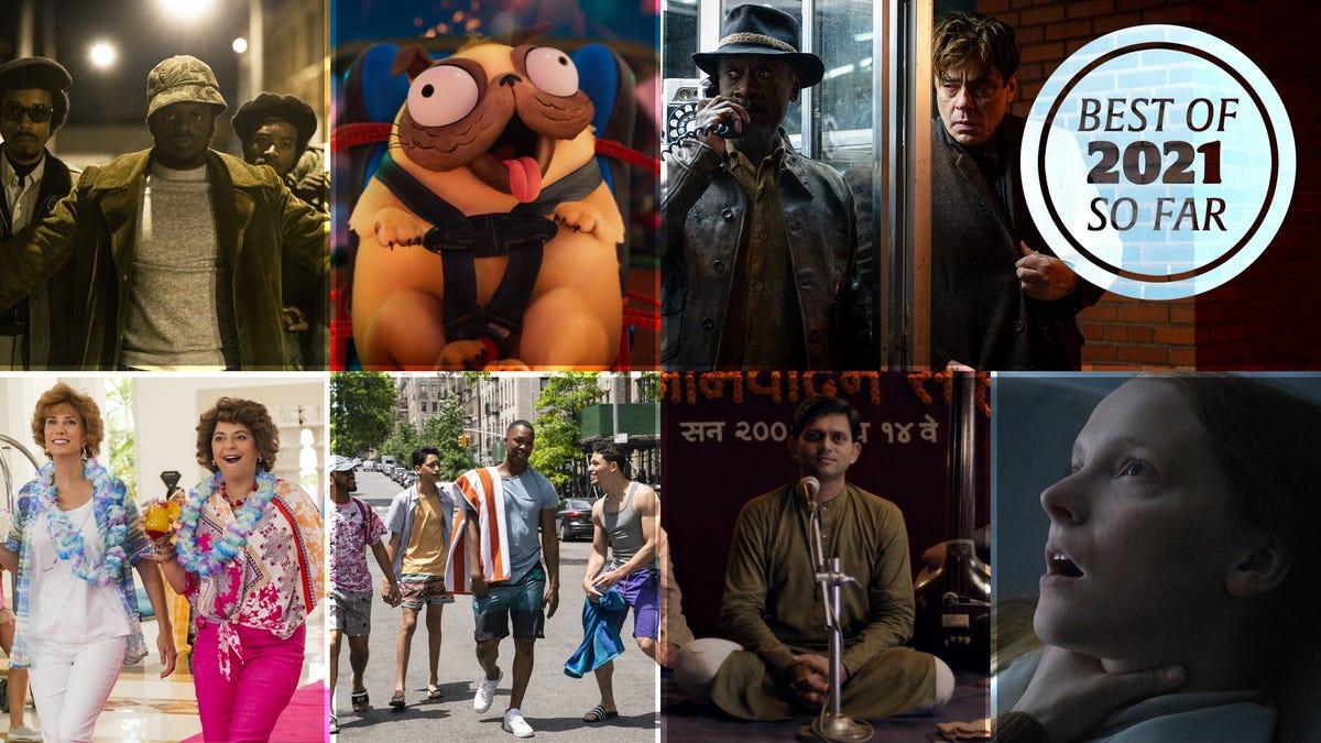 The best films of 2021 so far