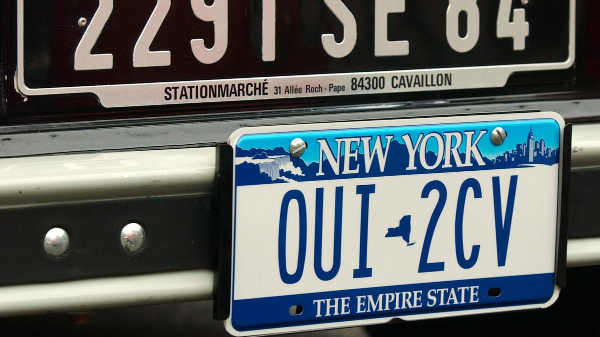 License Plates 'R' Us - cover