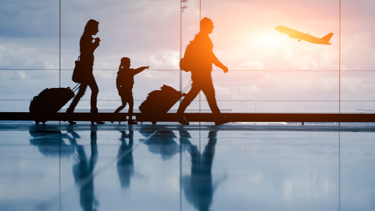 You Can Sign Your Kids Up for Frequent Flyer Programs