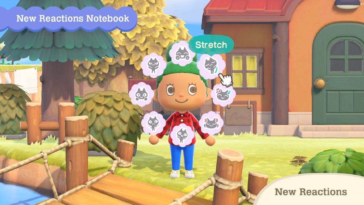 Damn, No Wonder Animal Crossing's Big November Patch Took So Long
