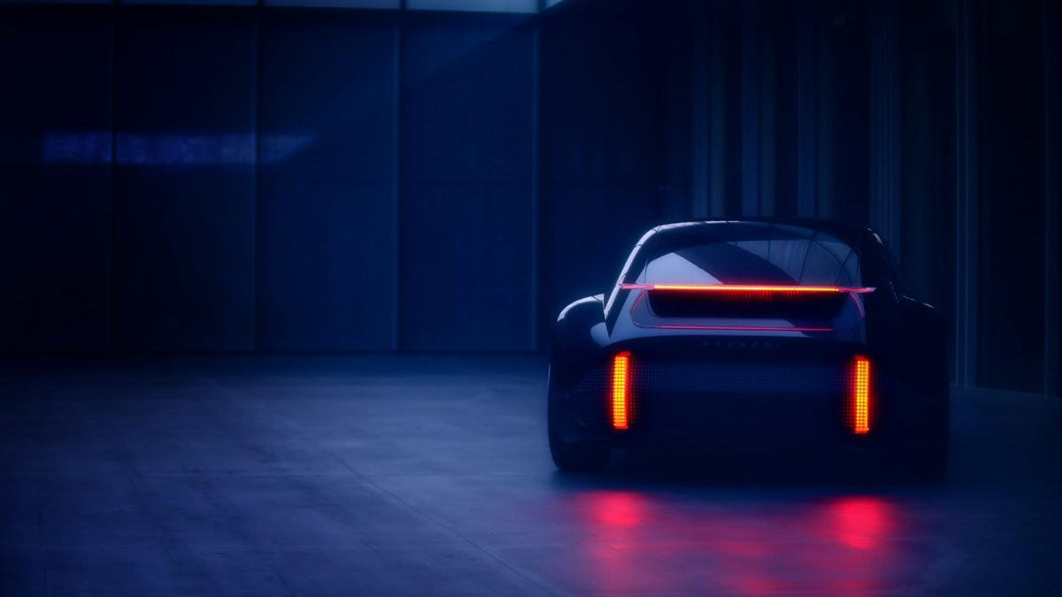 This Hyundai Concept Could Be The Sporty EV Prophecy Foretold