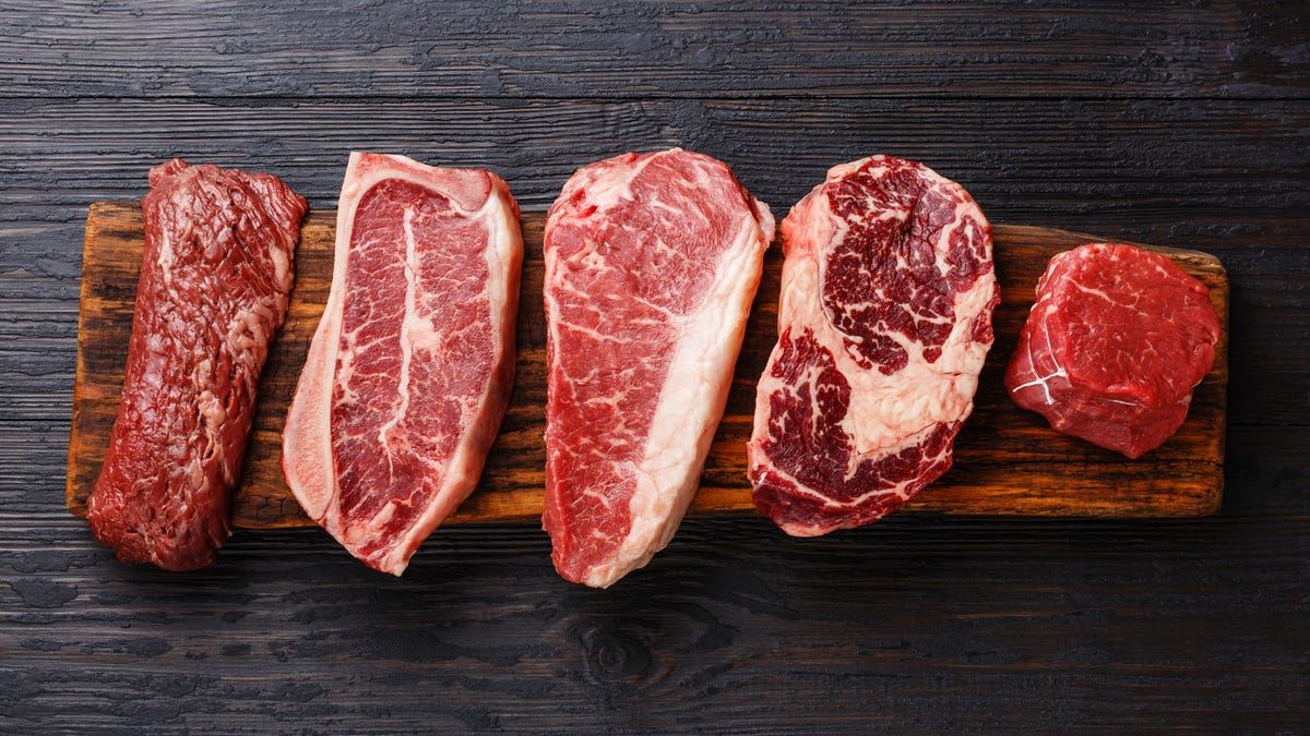 The Different Grades of Beef and What They Mean