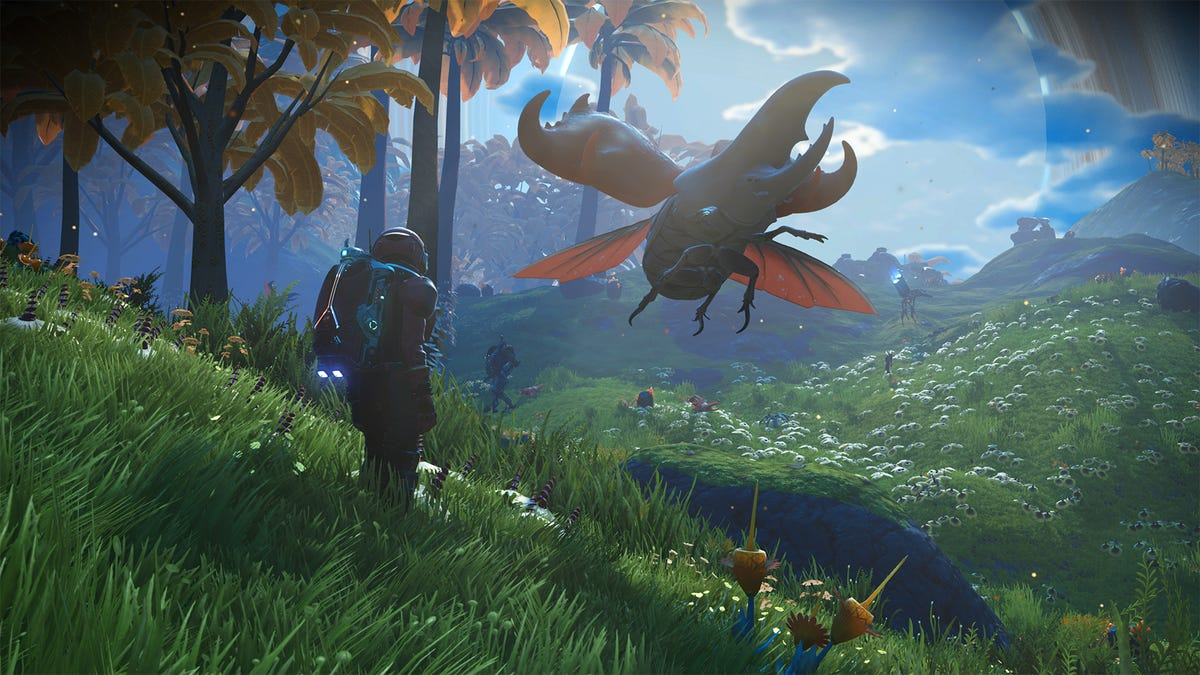Next-Gen No Man's Sky Launches With The Xbox Series X/S And PS5