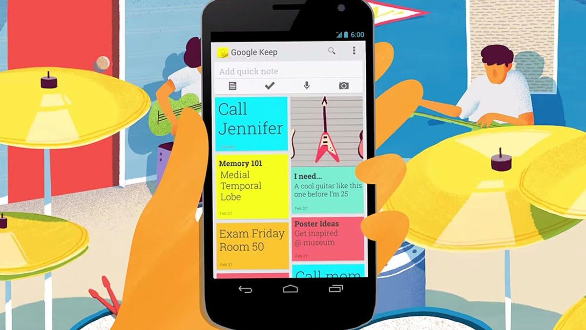 6 sencillos trucos de Google Keep para organizarnos mejor la vida