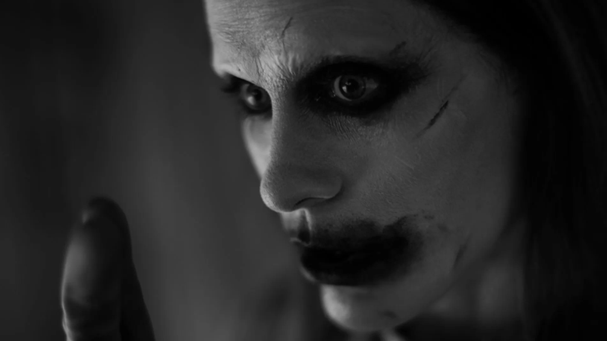 Zack Snyder's Justice League Joker Is Here, and He's Undamaged