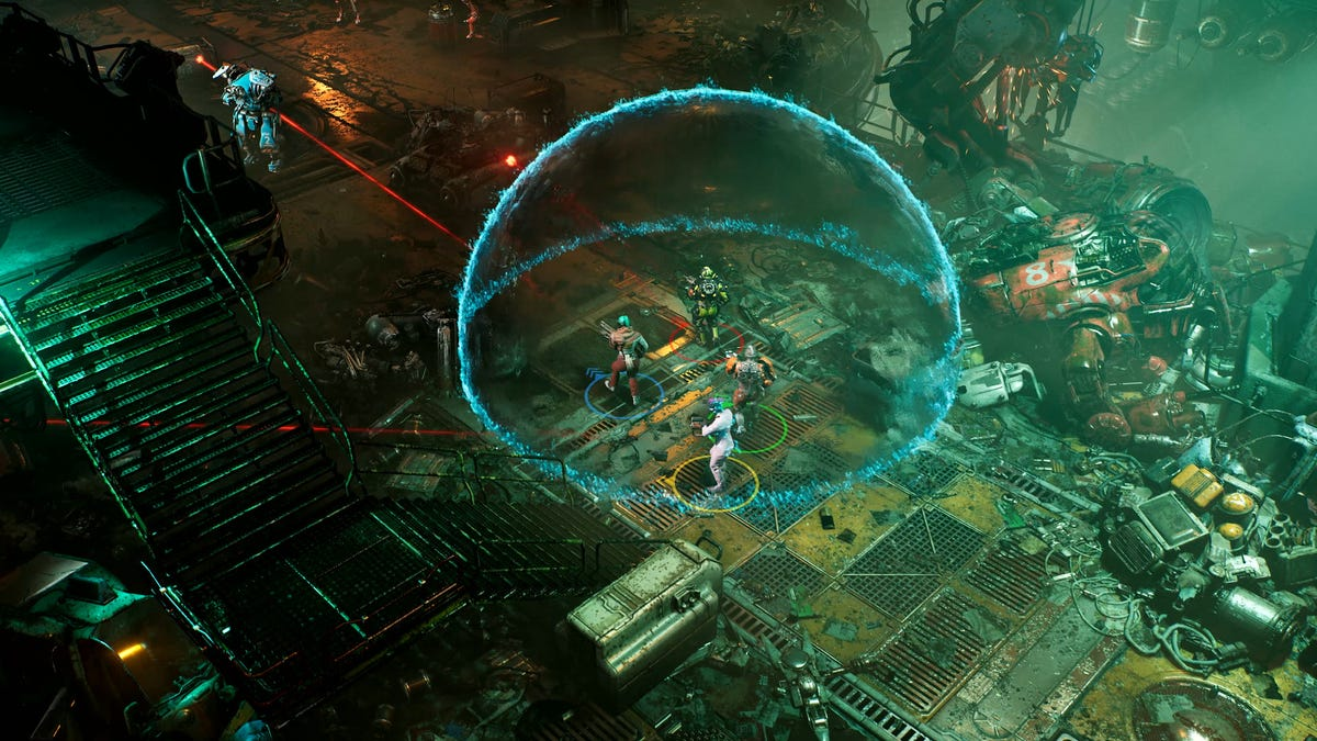 That New Cyberpunk Game Rules, But The Multiplayer's Kinda Busted