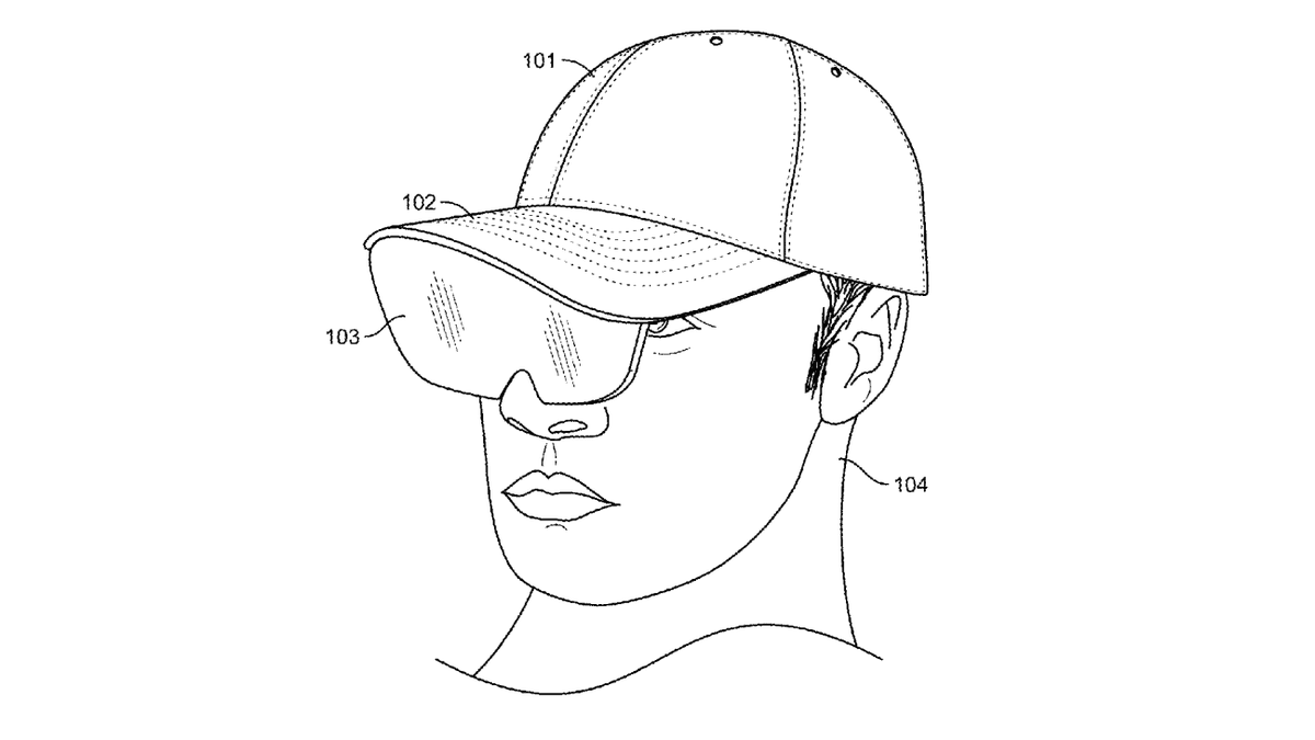 Google Glass Was Ugly, but Facebook's AR Baseball Hat Might Be Worse