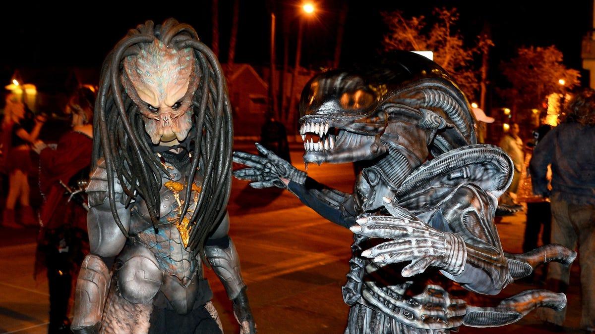 Disney fighting Predator writers in least cool Predator battle ever