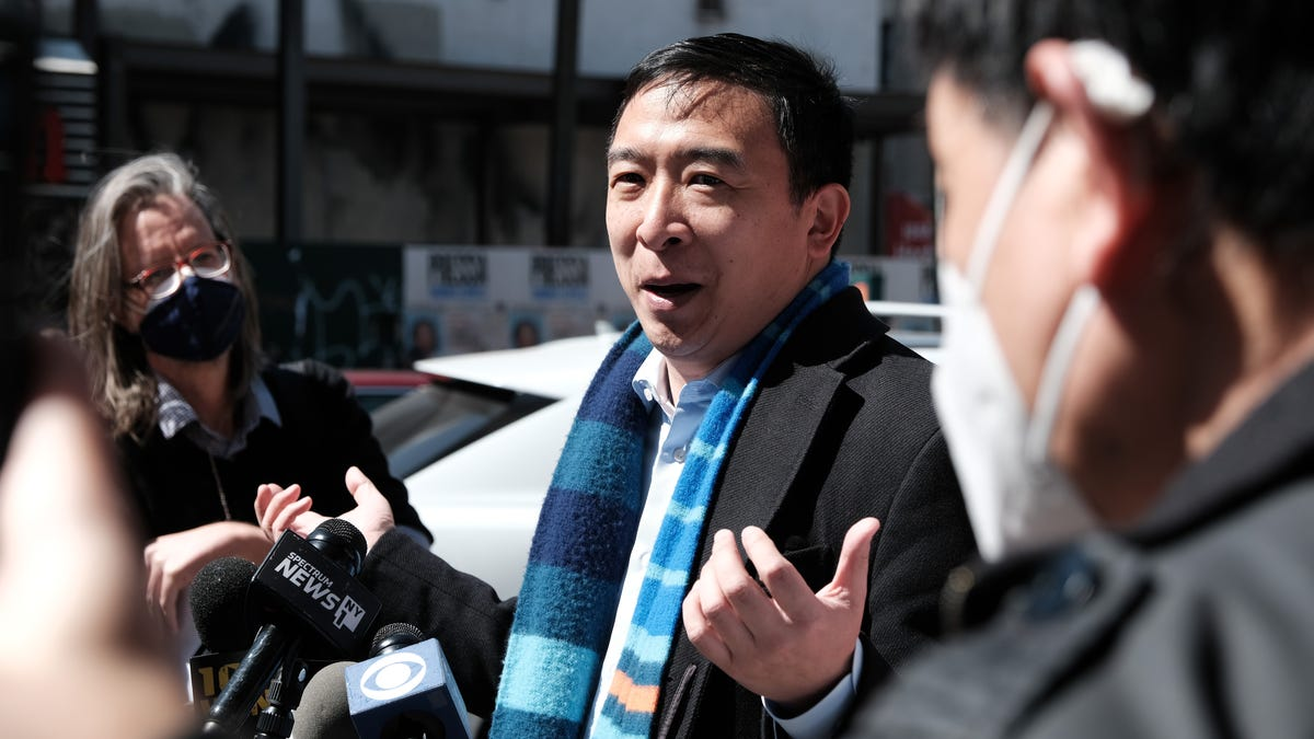 What Has Andrew Yang Ever Done for Abortion Rights?