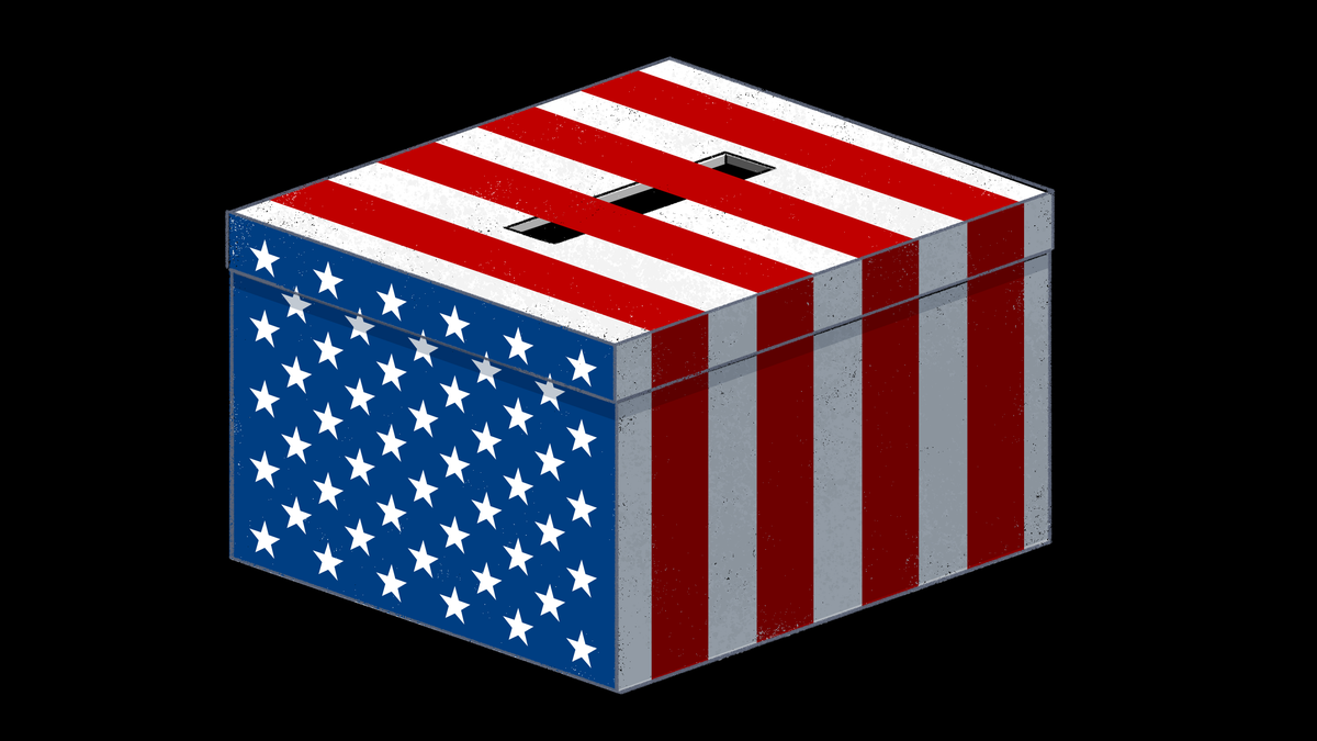 How to Deal With Election Day Anxiety