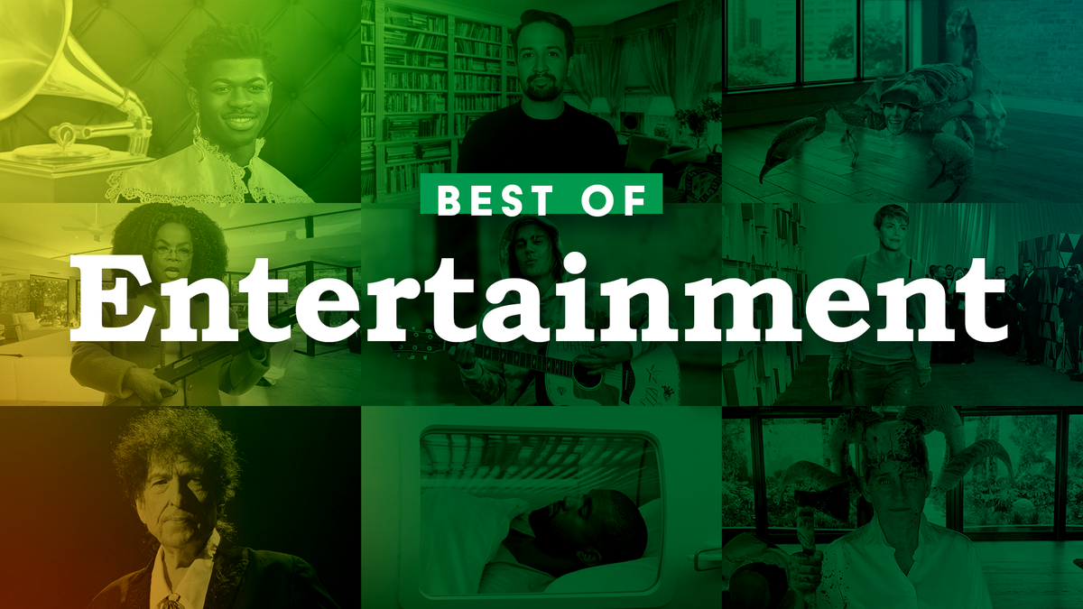 Our Annual Year: Best Of Entertainment