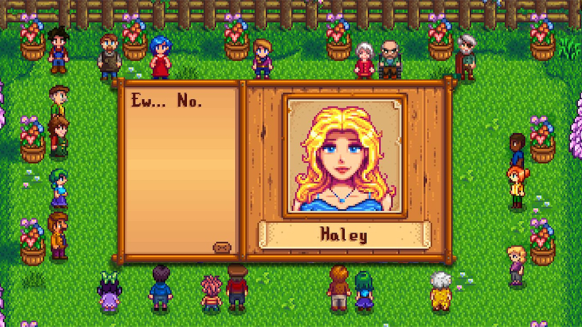 no one will dance with me stardew valley