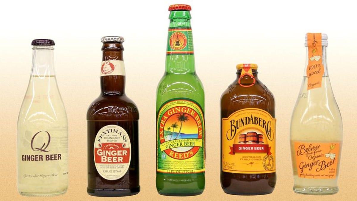 Savor The Pleasurable Burns Of Ginger Beer
