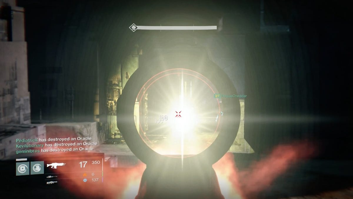 Matchmaking voor Vault of Glass Destiny