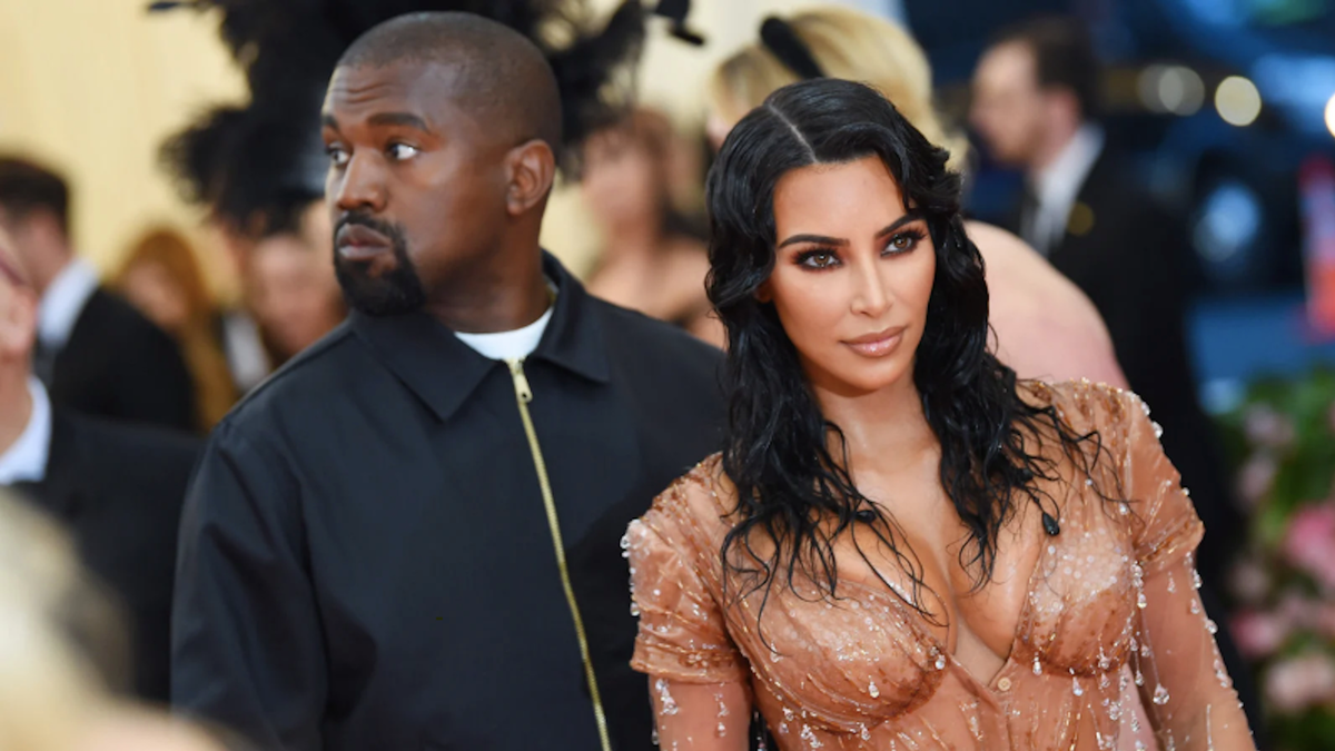 Kim Is Pretty Pissed at Kanye