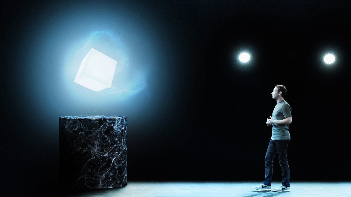 Mark Zuckerberg Announces All Of Facebook's Future Decisions Will Be Made By The Cube Of Justice