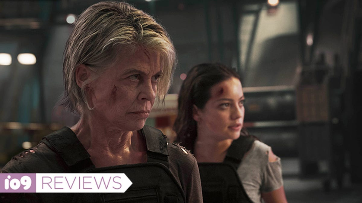 <i>Terminator: Dark Fate</i>'s Post-<i>Judgment Day</i> Future Is Female, and We&#