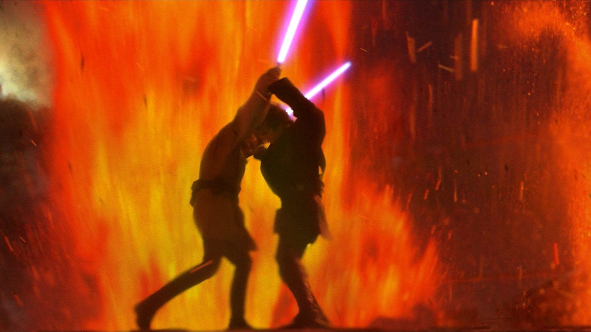 Sure Revenge Of The Sith Is The Best Star Wars Prequel But Is It Actually Any Good