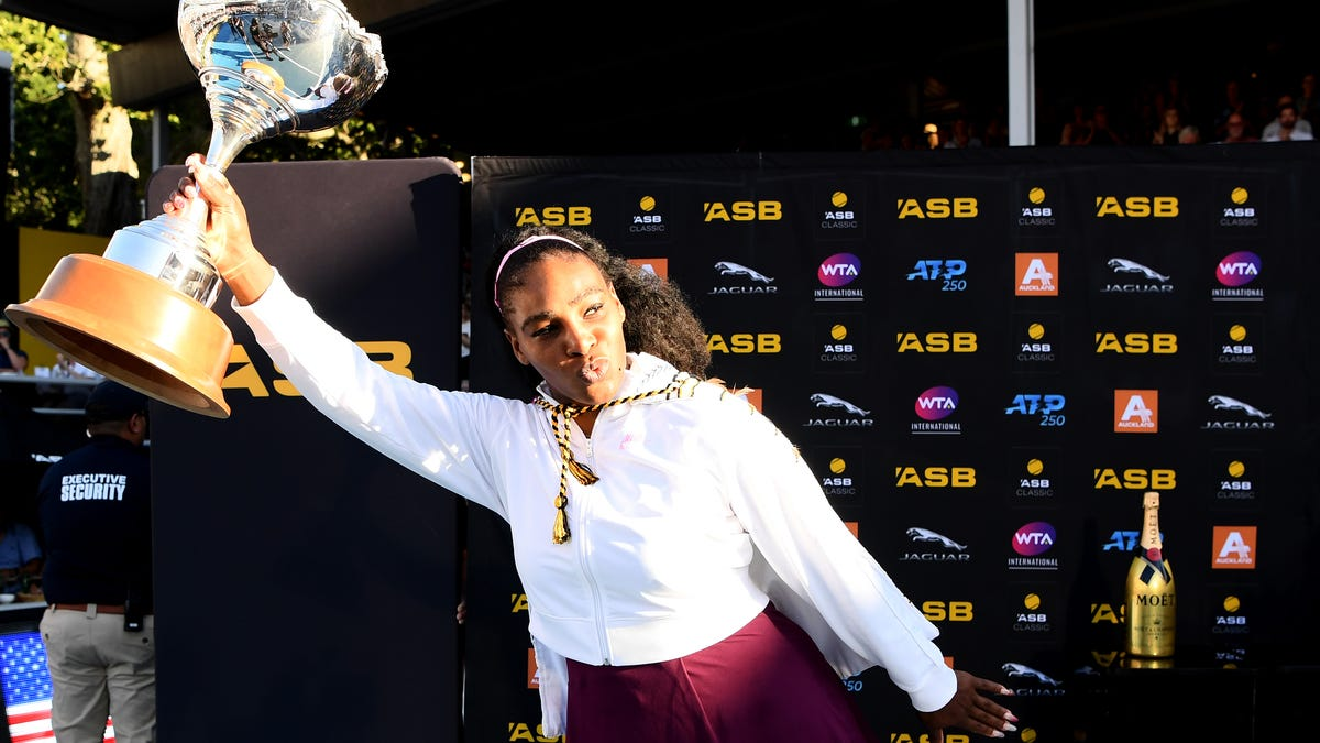 Serena Williams Wins First Title in Three Years, Donates Cash Prize to Australia Wildfires