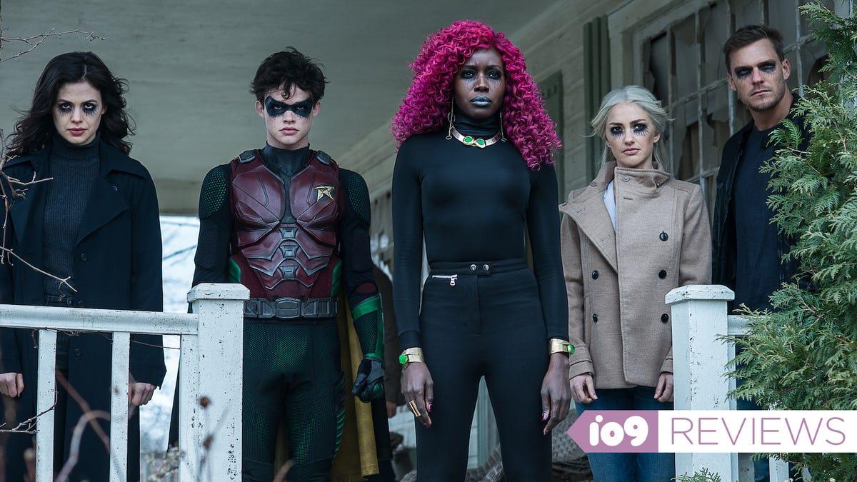 Titans' Season 2 Premiere Feels Like a Step Backwards for DC Universe