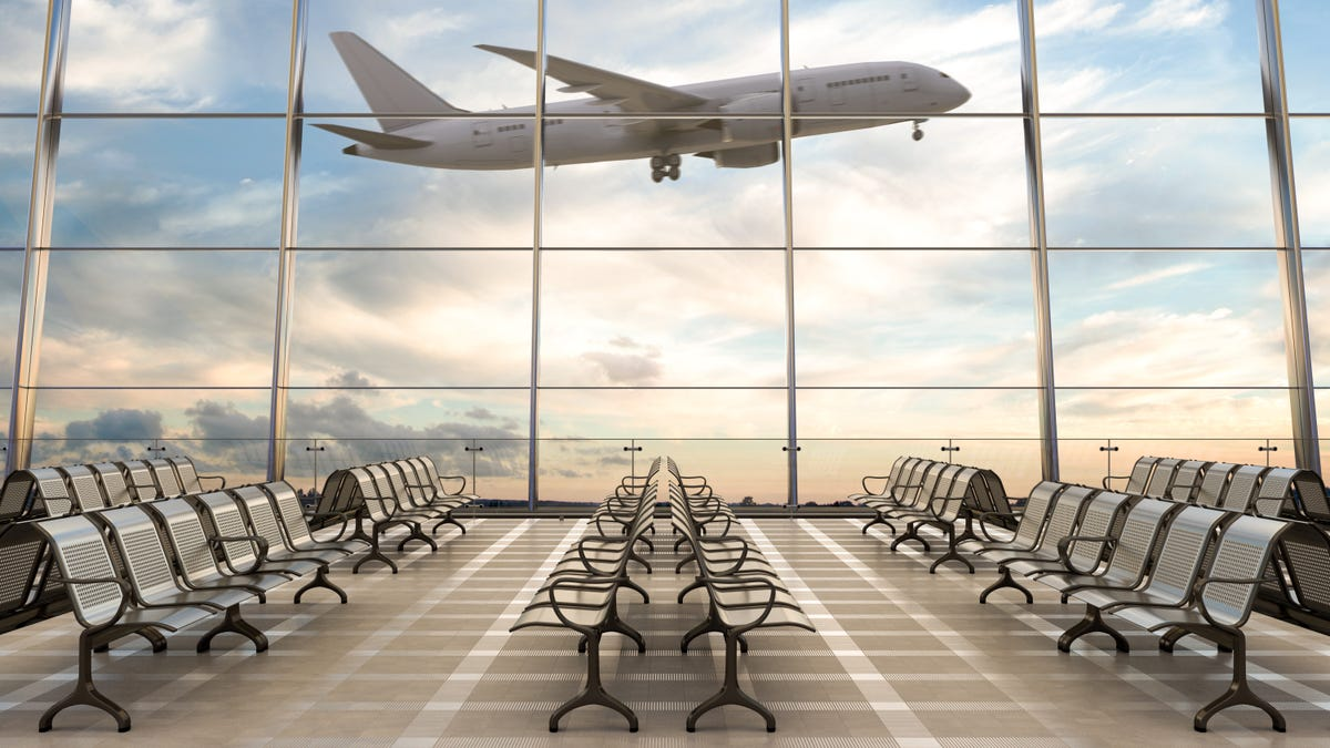 These Are the Best Airports to Get Stuck In