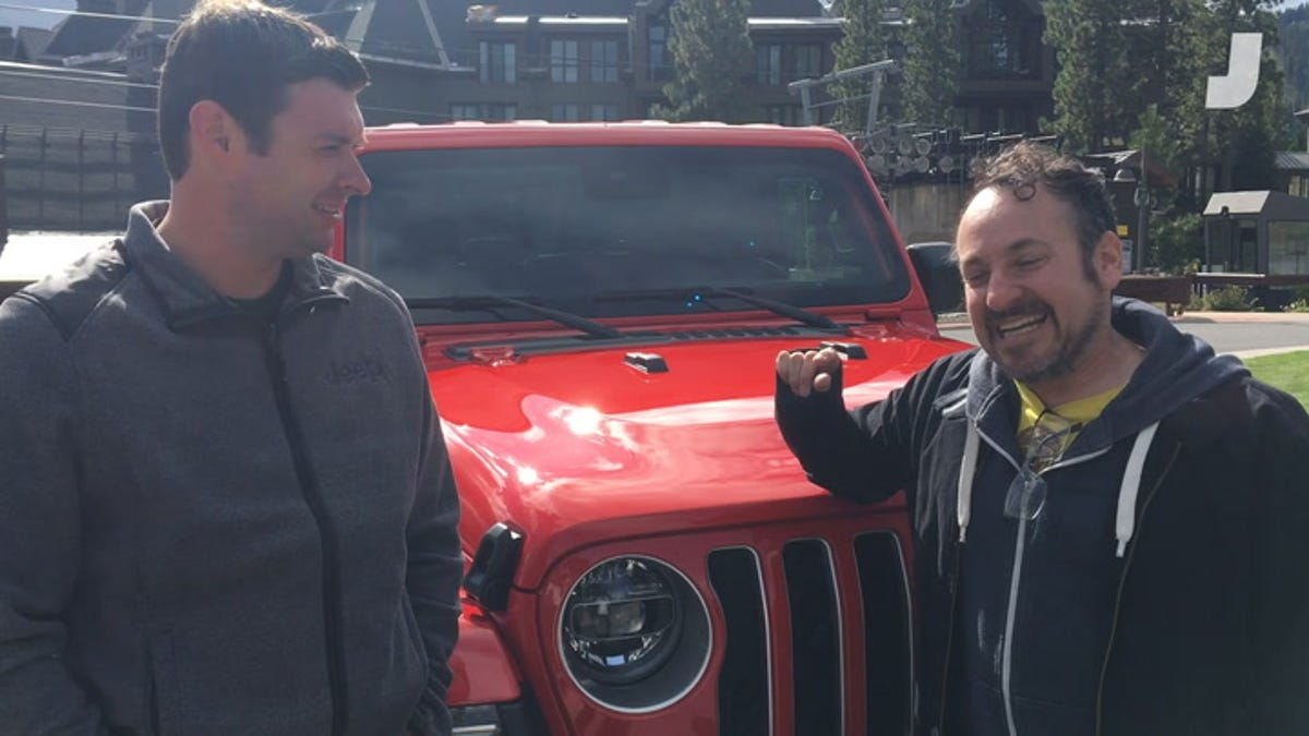Here's All The Good Details And Easter Eggs On The 2020 Jeep Gladiator