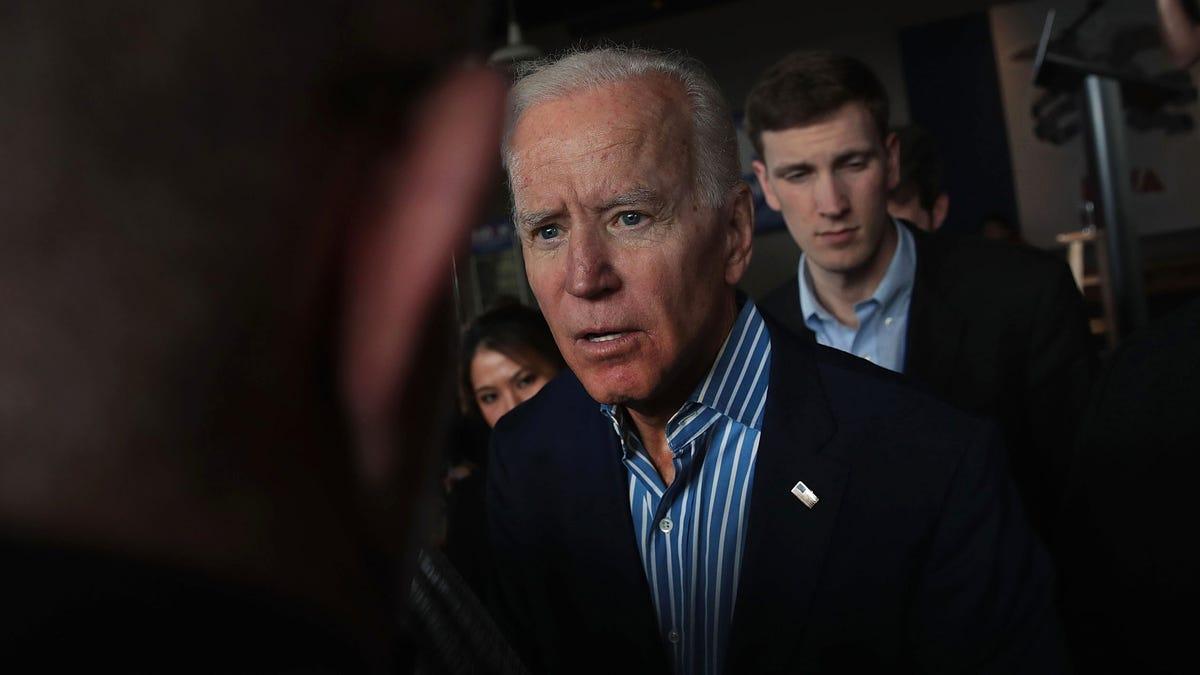 Biden Fordert Berater, Wie Viel Mehr Er Hat Zu Tun, Um Verwirrt Werden Und Tattergreis, Kritik Zu Vermeiden
