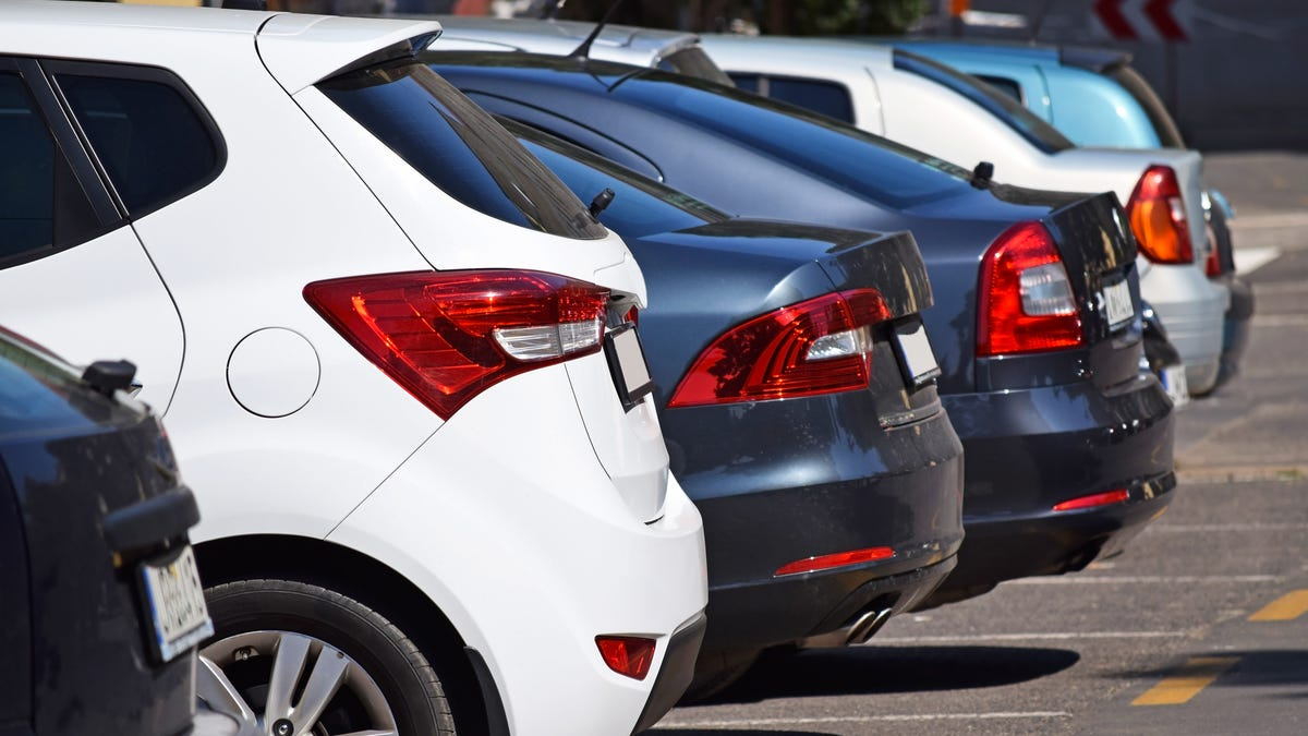 The Best Place to Park Your Car at the Mall, According to Math