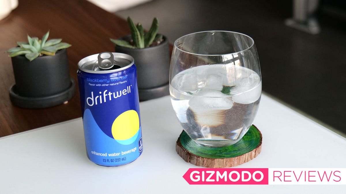 Pepsi's Driftwell Would Be More Relaxing If It Didn't Taste Like a Nightmare