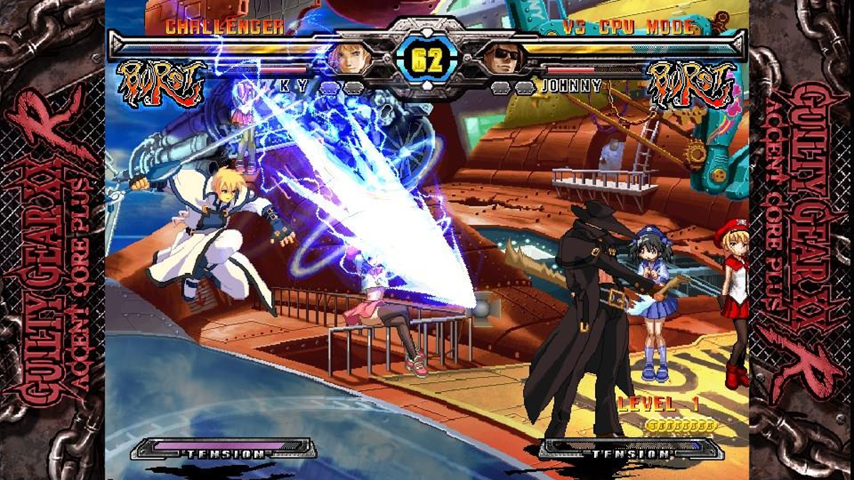 Skullgirls Designer Worked On Guilty Gear Patch Despite Sexual Harassment Accusations