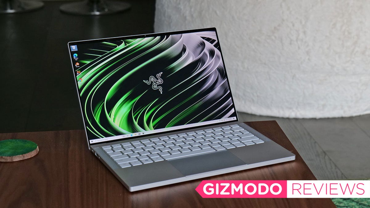 The Razer Book 13 Is the Closest Thing Yet to a Windows MacBook