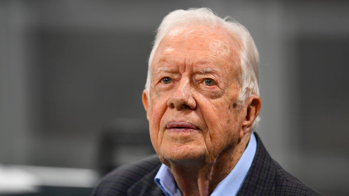 Jimmy Carter Devotes Rest Of Life To Raising Awareness Of Fact That Men Get UTIs Too