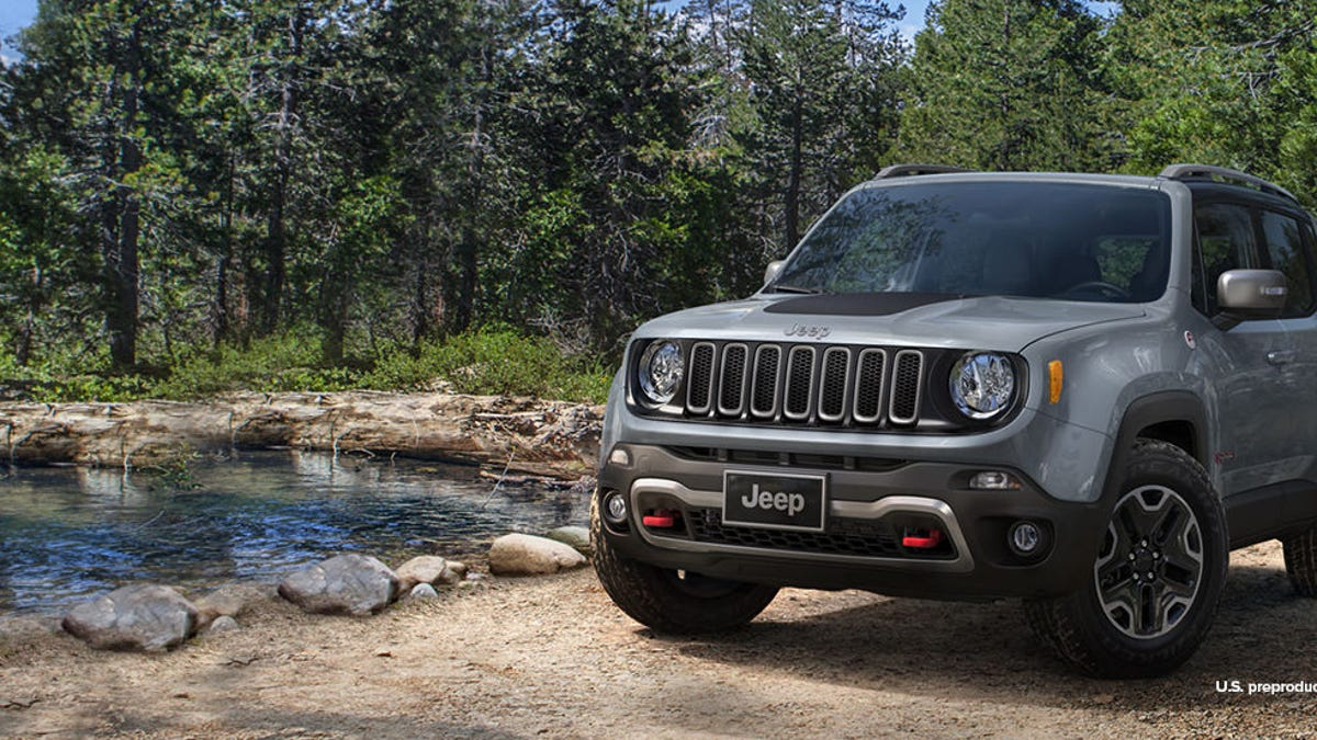 Jeep Renegade Off Road >> Will The 2015 Jeep Renegade Be Any Good Off Road