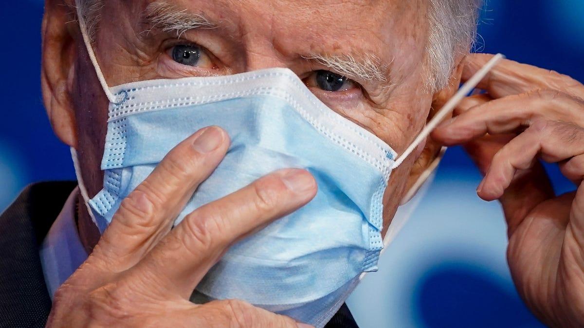 Joe Biden Announces Covid Advisory Board, Pandemic Blueprint to Clean Up This Mess