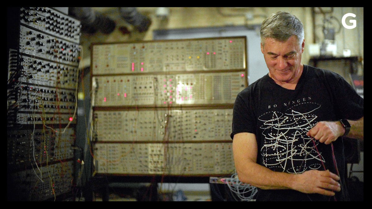 How That Giant Homemade Modular Synth Wound Up at MIT