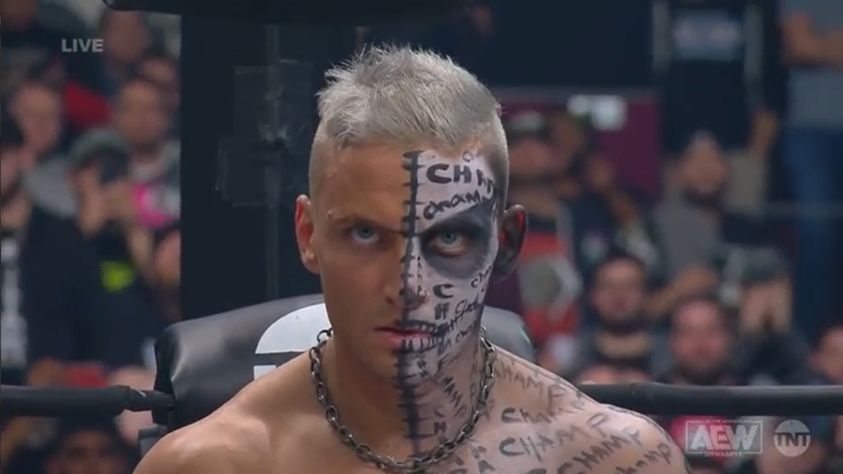 This Is Darby Allin And I Love Him