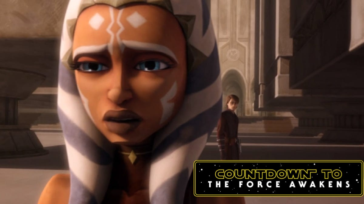 Why Ahsoka Tano Is the Best Thing to Happen to Star Wars in