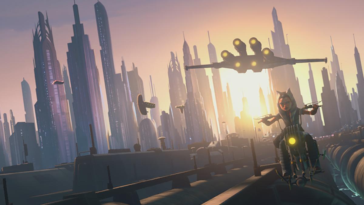 Ahsoka's Return to the Clone Wars Brings Together Those the Jedi Left Behind