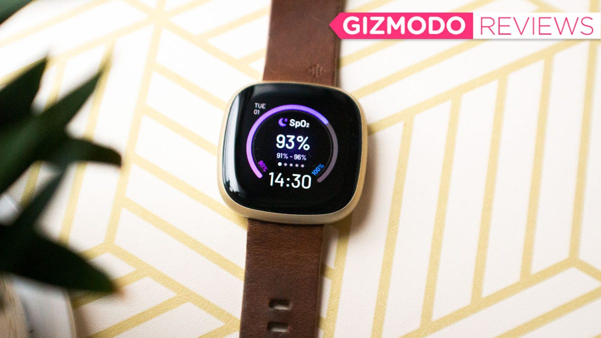 Fitbit Versa 3 Review: It's Not Ambitious and That's OK
