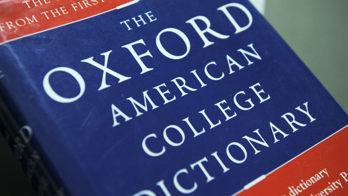 Efforts Now Underway to Make the Oxford English Dictionary Less Sexist, Ancient