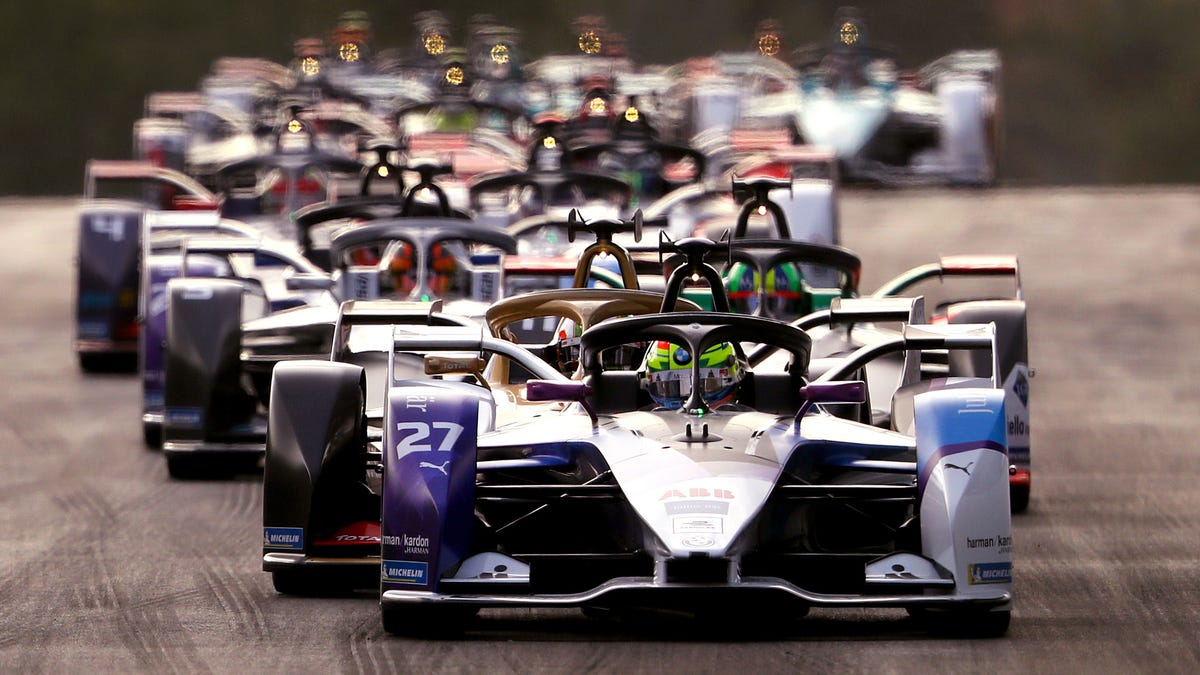 Formula E Will Soon Be An FIA World Championship, Thank You Very Much