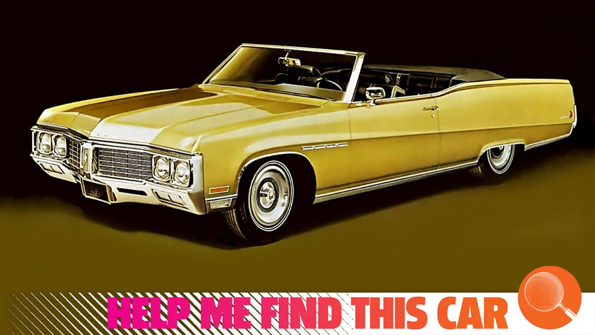 Help Me Find This Car: Buick Electra 225