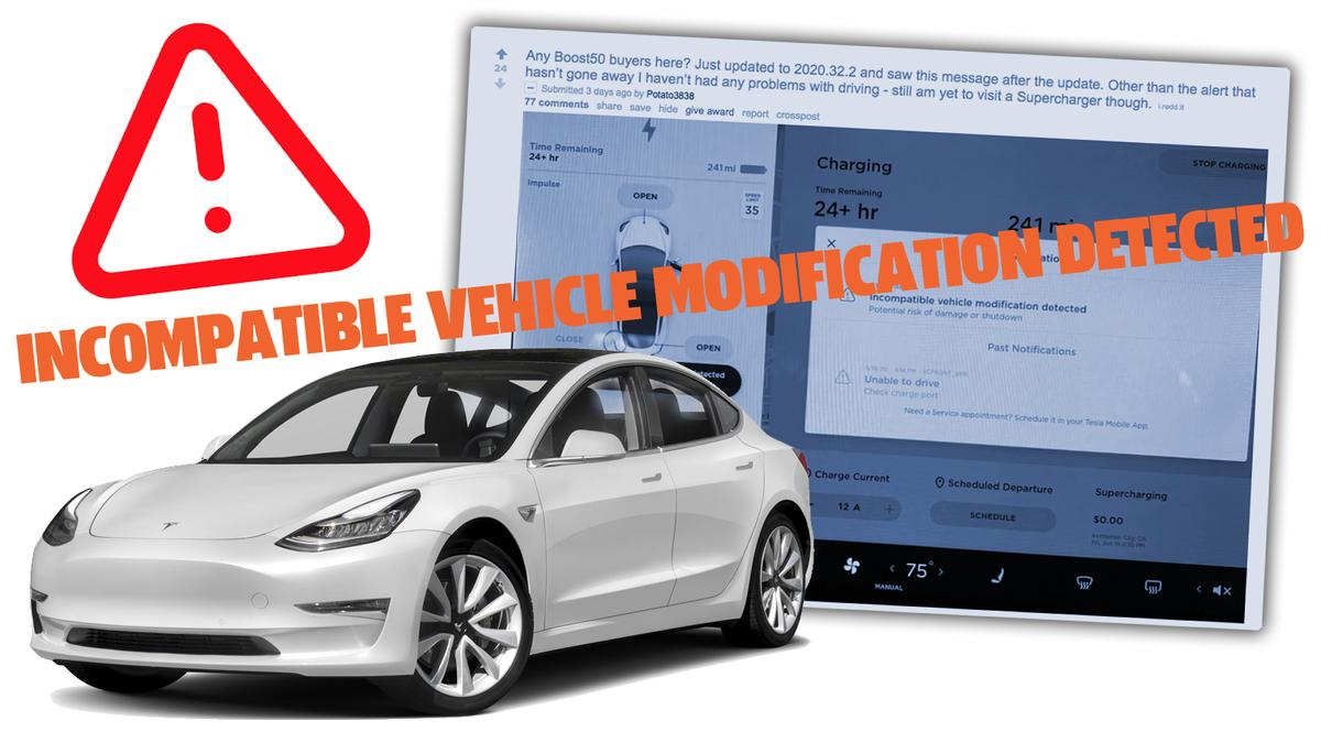 Tesla Is Cracking Down On Performance-Enhancing Hacks For ...