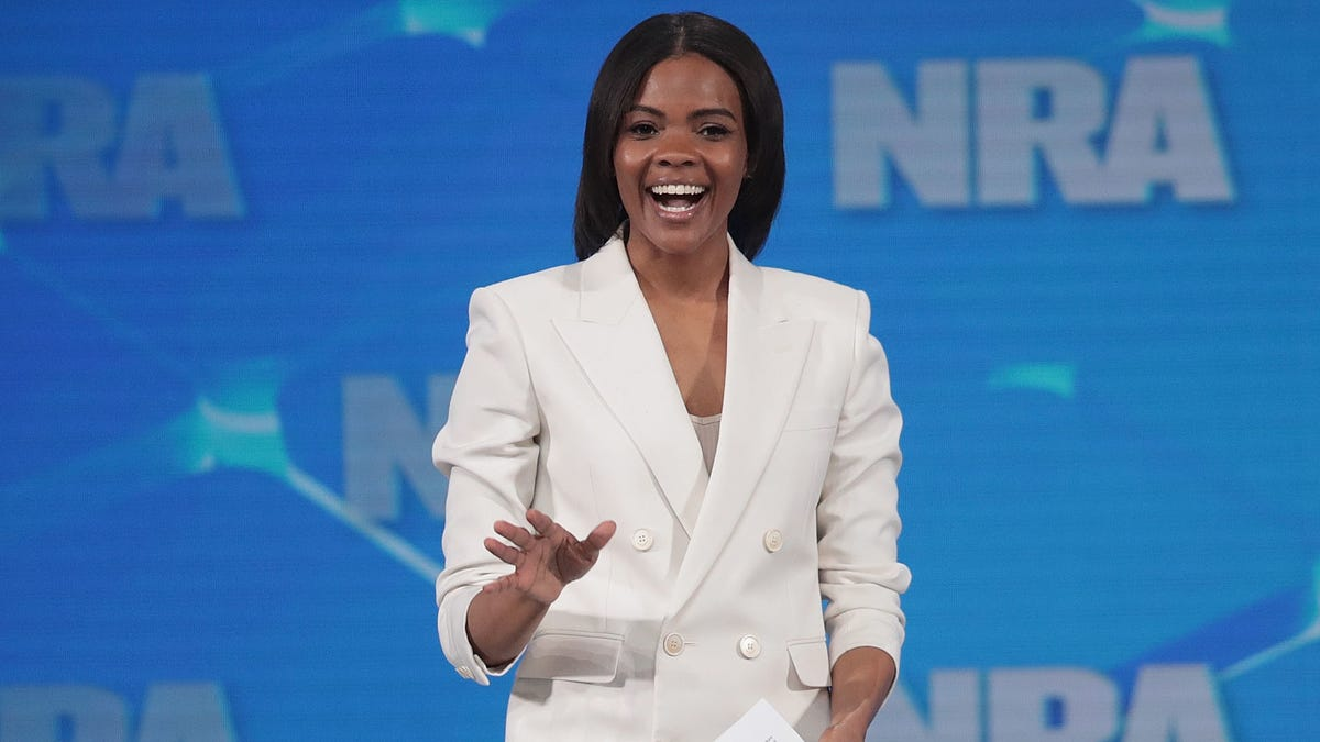Professional Troll Candace Owens Is Exactly Who I Go To When I Want To Learn About Feminism