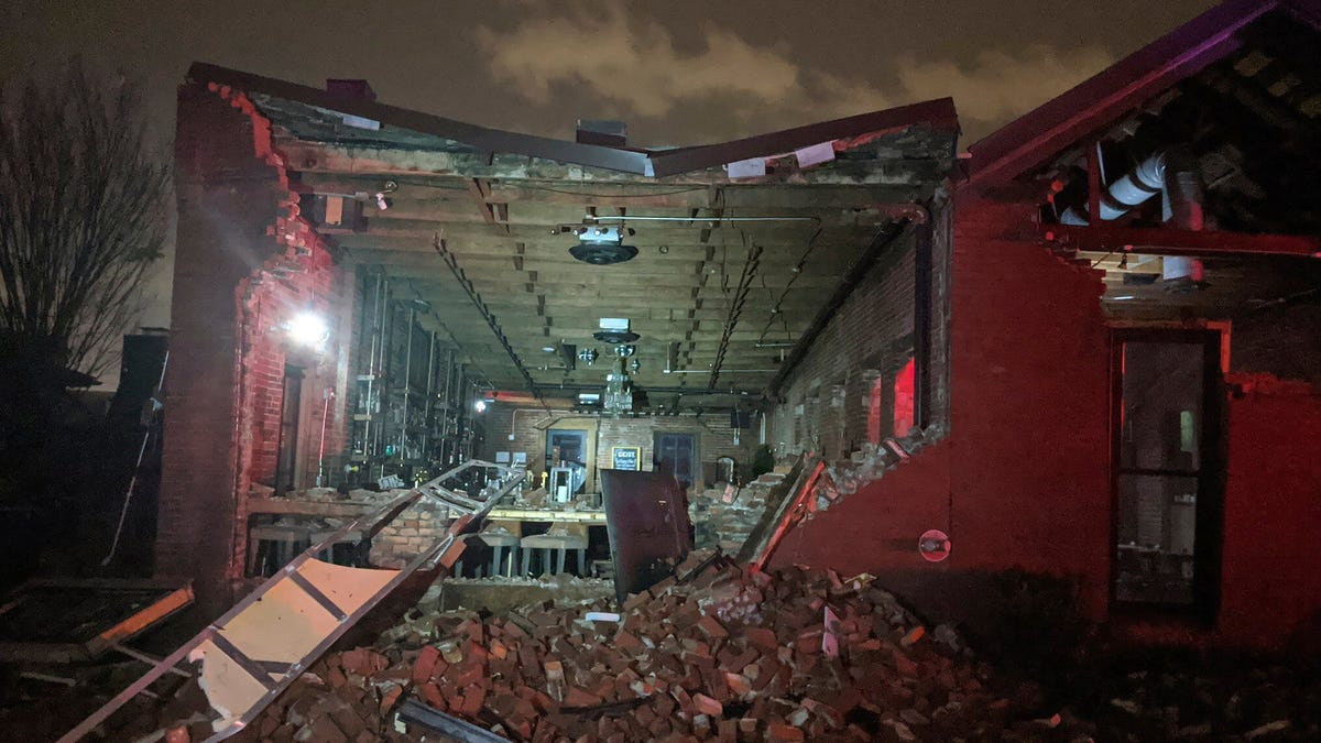 Tornado Kills at Least Eight in Nashville as Severe Weather Spreads in Super Tuesday States
