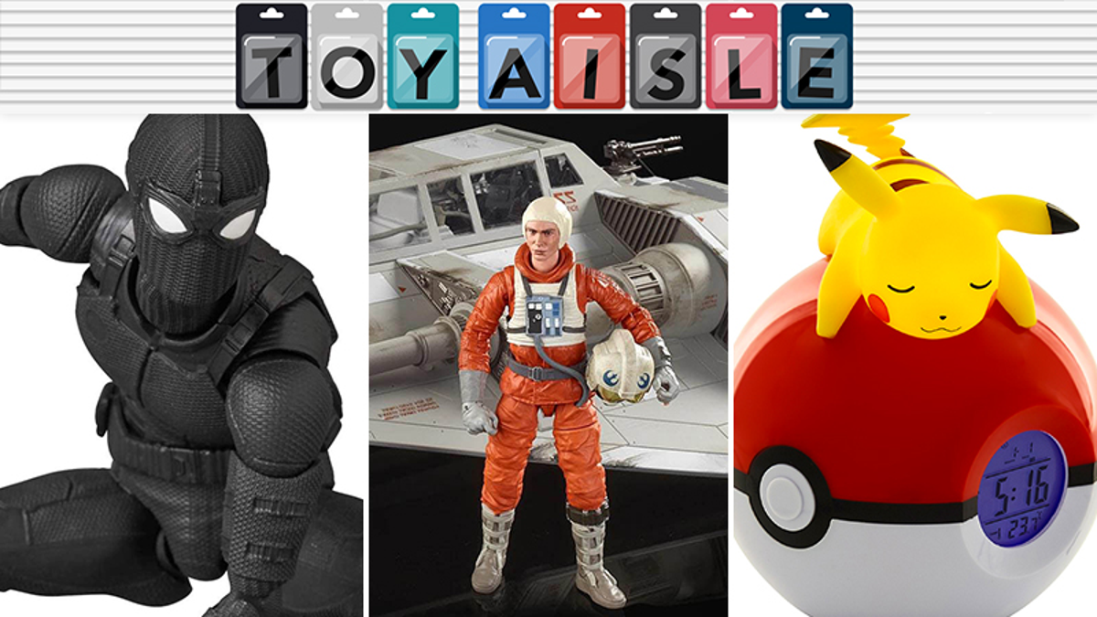 We Live in a World With a Dak Ralter Action Figure, and More of the Most Unbelievable Toys of the Week