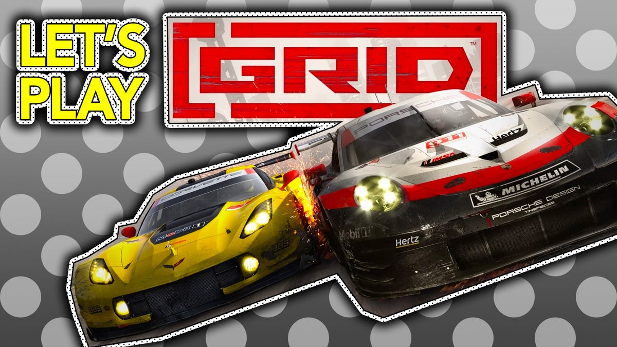 Grid Never Gets Between You And Driving Some Fast Cars