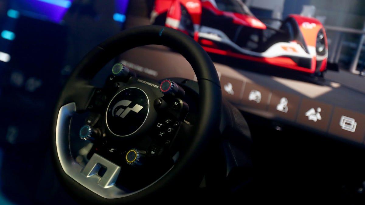 A Nice Sim Racing Setup Actually Makes A Huge Difference